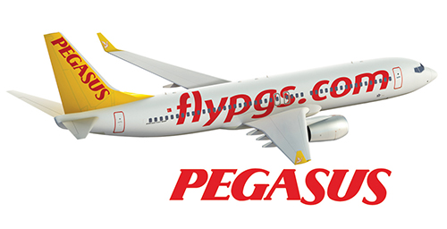 Pegasus Airlines to Ercan Airport Cyprus