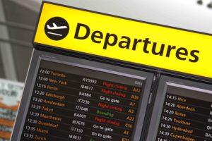 ercan airport departures